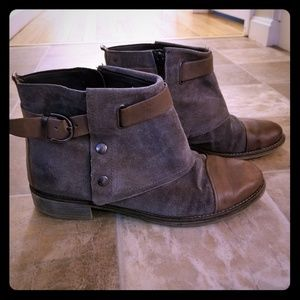 Boutique 9 Cooper Motorcycle Boot